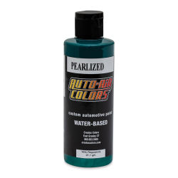 Createx Auto Air Color - 4 oz, Pearlized Green