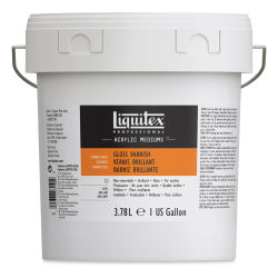 Liquitex Acrylic Varnish - Gloss, Gallon