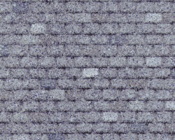 Plastruct Patterned Sheets, Asphalt Shingle, 1:48 Scale