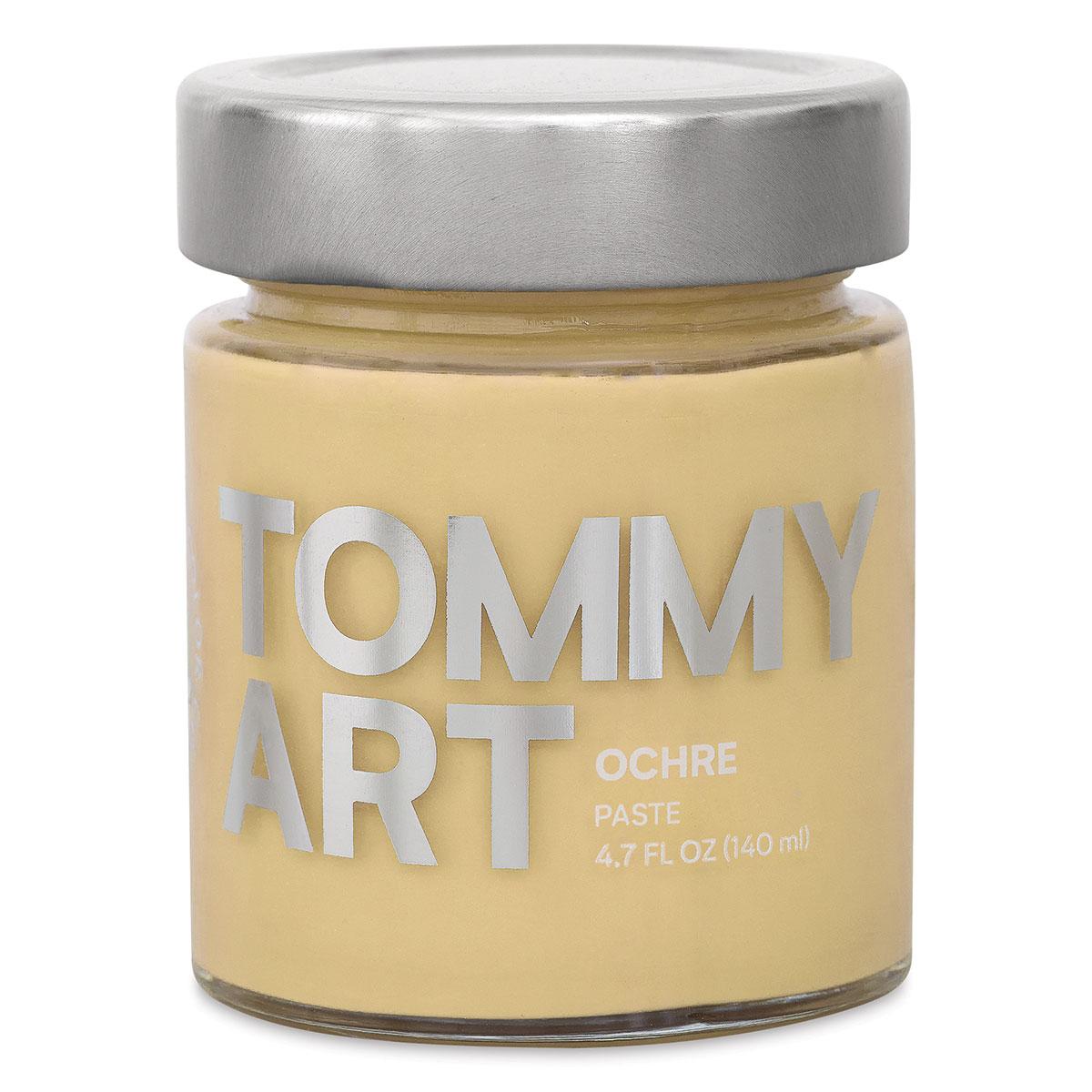 Tommy Art DIY System - Ochre Paste, 140 ml