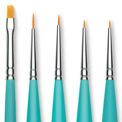 Princeton Select Series 3750 Synthetic Mini Brushes