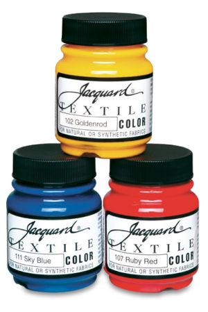 Jacquard Textile Colors by Blick Art Materials