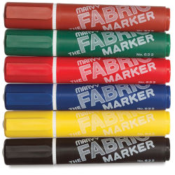 Set of 6 Markers