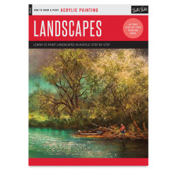 Walter Foster Acrylic Landscapes - Paperback