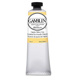Gamblin Artist's Oil Color - Naples Yellow, 37 ml tube