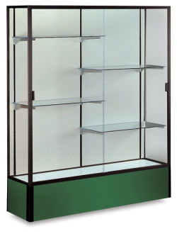 Spirit Series Display Case, Dark Bronze