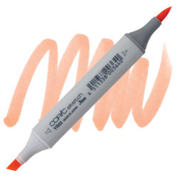 Copic Sketch Marker - Light Orange YR02