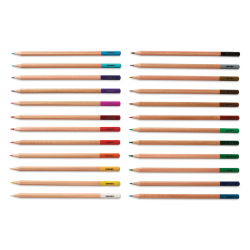 Reeves Colored Pencil Set - Assorted Colors, Set of 24