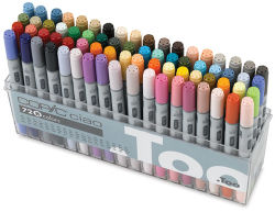 Set B of 72 Markers