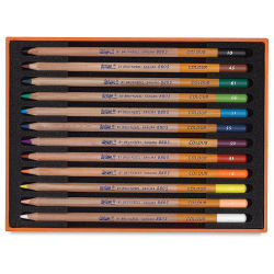 Bruynzeel Design Colored Pencil Set - Assorted Colors, Set of 12