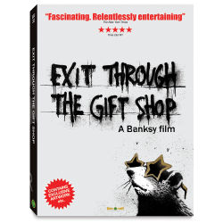 Exit Through the Gift Shop - DVD