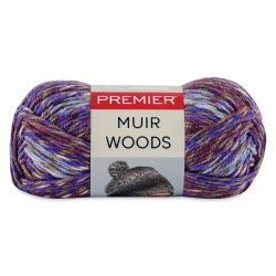 Premier Muir Woods Yarn - Blackberry