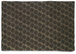 Lama Li Decorative Paper - 22'' x 30'', Black/Brown, Victoria Lapas, Single Sheet