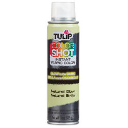 Tulip ColorShot Instant Fabric Color Spray - Natural Glow