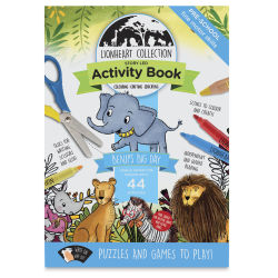 Manuscript Lionheart Benji's Big Day Activity Book