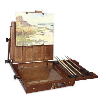 Craftech Sienna Plein Air Pochade Box - Large Box