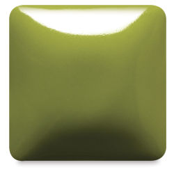 Blick Essentials Gloss Glaze - Pint, Grass Green