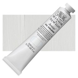 Winsor & Newton Artists' Oil Color - Underpainting White, 200 ml tube