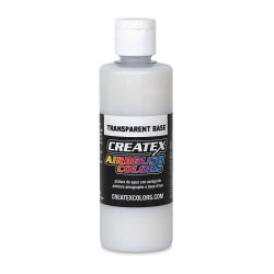 Createx Airbrush Additives and Mediums -4 oz, Transparent Base