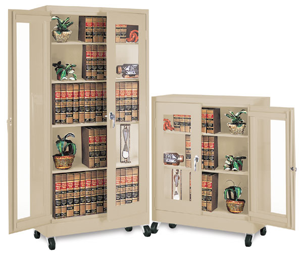 Visual Mobile Storage Cabinets
