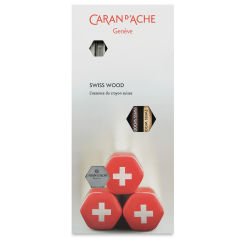 Caran d' Ache Pencil Gift Set - Swiss Wood Set