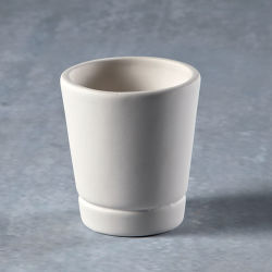 Duncan Oh Four Bisque - Shot Glass