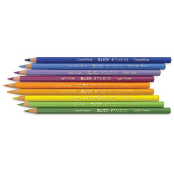 Blick Studio Artists' Colored Pencil - Grass Green Dark