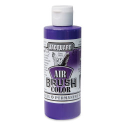 Jacquard Airbrush Paint - 4 oz, Bright Purple