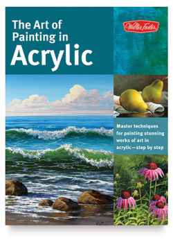 Walter Foster Series - The Art of Acrylic Painting - Paperback