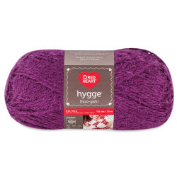 Red Heart Hygge Yarn - Violet