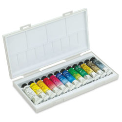 La Petite Aquarelle Watercolor, Set of 12 Tubes