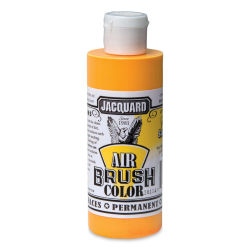 Jacquard Airbrush Paint - 4 oz, Fluorescent Sunburst