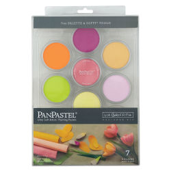 PanPastel Artists' Painting Pastels Set - Lia Griffith Designer Kit, Set of 7