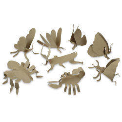 Roylco Insect Sculptures - Package of 24