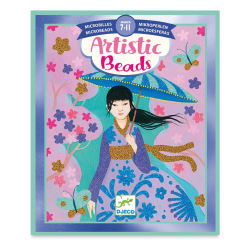Djeco Artistic Beads Kit - Around the World (In packaging)