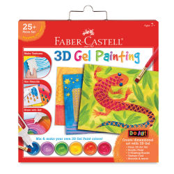 Faber-Castell Do Art 3D Gel Painting