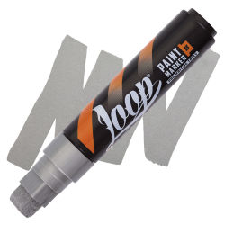 Loop Paint Marker - Silver, 15 mm