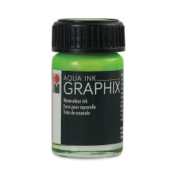 Marabu Graphix Aqua Ink - Reseda, 15 ml