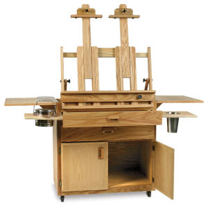 Best Caitlin Taboret and Easel