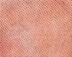 Plastruct Patterned Sheets, Interlocking Paving, 1:100 Scale