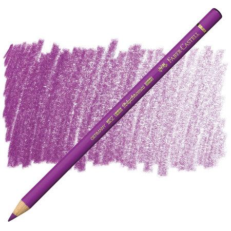 Faber-Castell Polychromos Pencil - Crimson