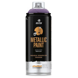 MTN Pro Metallic Spray Paint - Metallic Violet, 400 ml