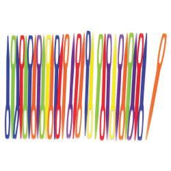 Roylco Plastic Lacing Needles