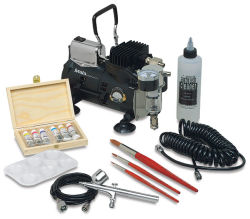 Watercolor Airbrush Kit