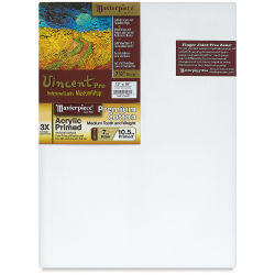 Masterpiece Vincent Pro Monterey 7/8'' Profile Cotton Canvas - 8'' x 10''