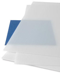 Corrugated Plastic Panel