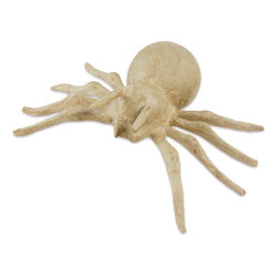 DecoPatch Small Paper Mache Animal - Spider