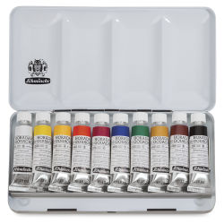 Schmincke Horadam Artist Gouache - Set of 10, 15 ml