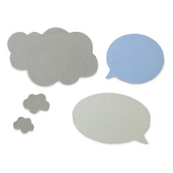 Ellison SureCut Die Cuts - Speech Bubbles