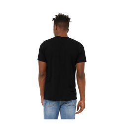 Bella Canvas Unisex T-shirt - Black, Large